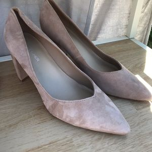 Marc Fisher low pointed heels